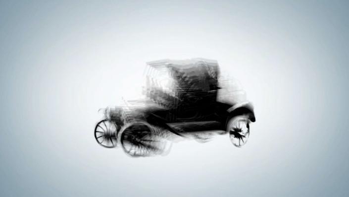 Haidlmair, autos, cars, frame blend, motion graphics