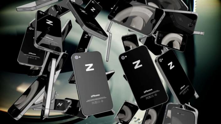 iPhone, switch, Mograph, Nikon
