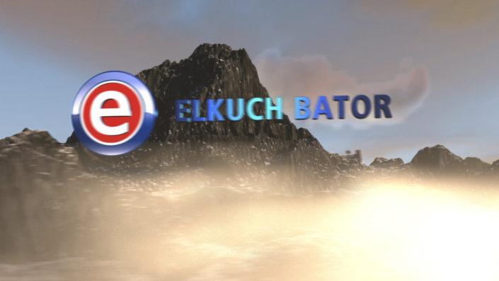 Mobiles Einsatztor, Logos am Berg