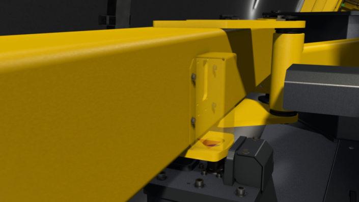 Mobiles Einsatztor, gotthard basis tunnel